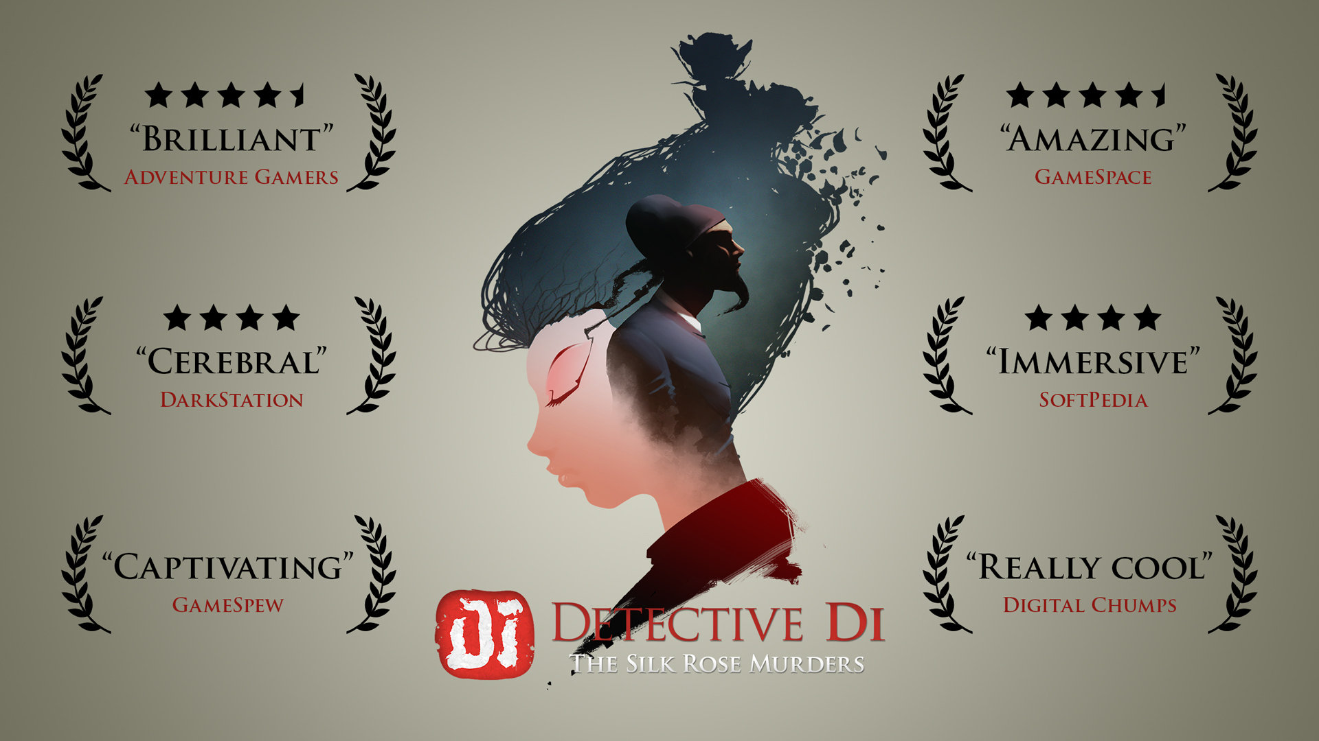 Detective Di: The Silk Rose Murders - Review Quotes, Scores, Acclaim and Accolades